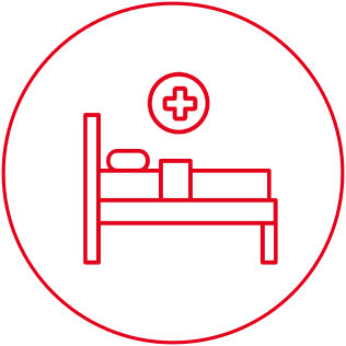 Frail care icon
