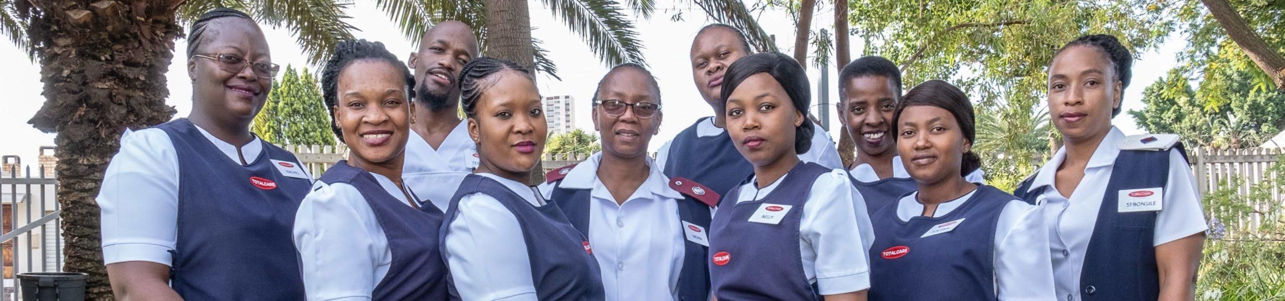 Totalcare staff